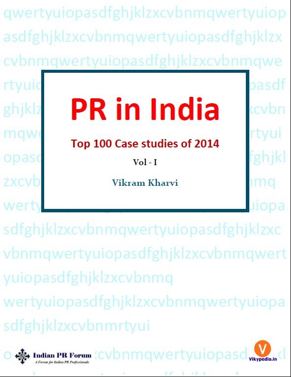 PR in India