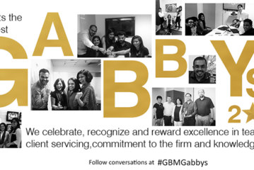 Genesis Burson-Marsteller celebrates excellence through Gabbys 2015