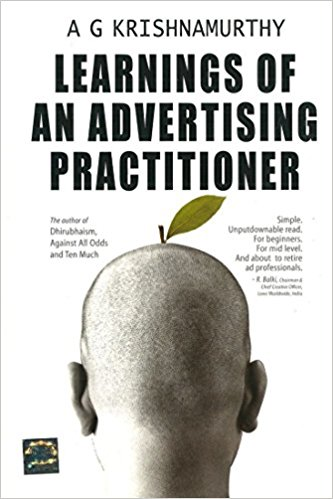 Book Review - 'Learnings of an Advertising Practitioner ...