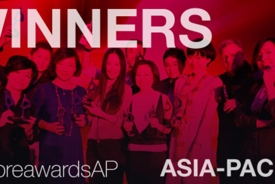 India Shinning at SABRE Awards Asia Pacific