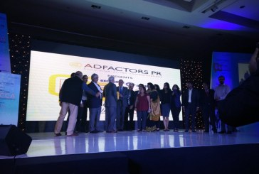 Adfactors is top PR firm; SPAG Asia, Viacom18 Corp Comm among winners at IPRCCA 2015