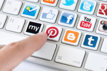 What does social media management add on to the new age advertisement strategies?