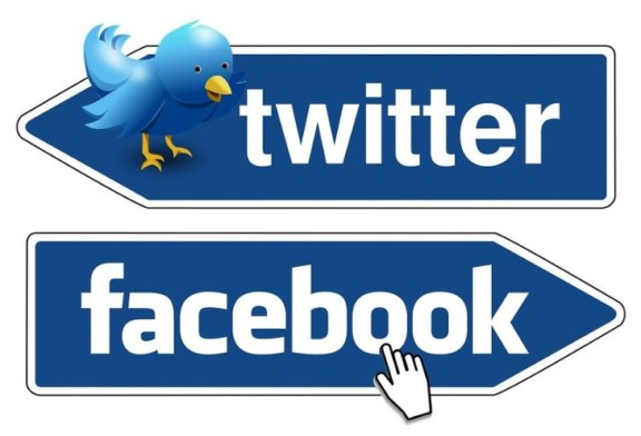 Govt chooses Facebook & Twitter as agents of mass marketing
