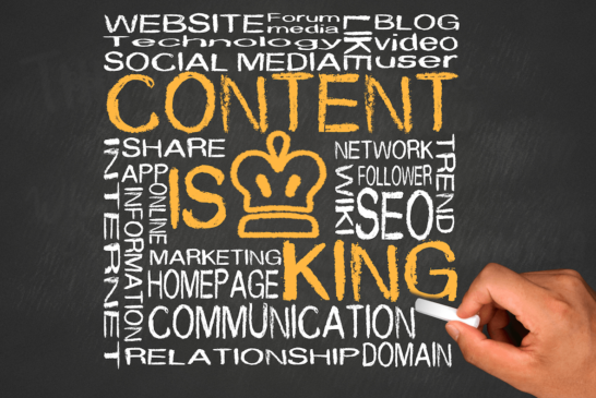 The ultimate guide for a good content and successful Digital Marketing!