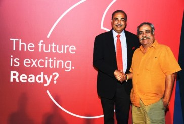 """Vodafone announces new brand positioning – """"The Future Is Exciting. Ready?"""""""