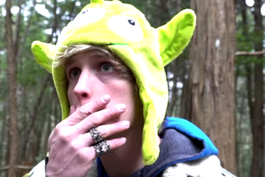 The Logan Paul 'suicide vlog' marks the dangers of reputation risk online