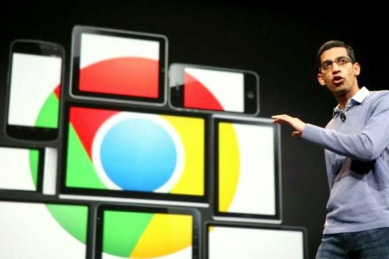 Google's Chrome web launches