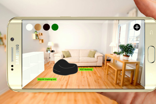 Personalization through Augmented Reality emerges as digital marketing inventory!