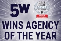 American Business Awards crowns 5WPR as public relations agency of the year