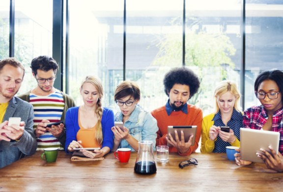 Where do millennial find inspiration for creating digital media content?