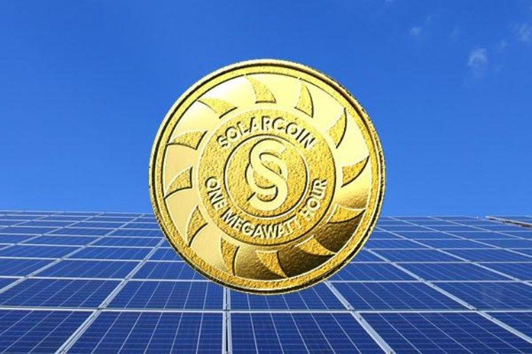 Solar Coins for Payment Services