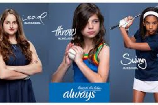 MSLGroup wins at Cannes for Always #LikeAGirl campaign