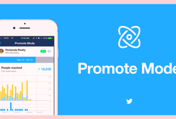 Strategize social marketing like never before with Twitter's all-new promote mode