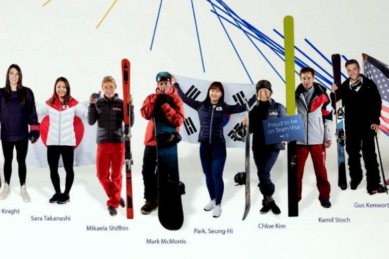 members of VISA Roster