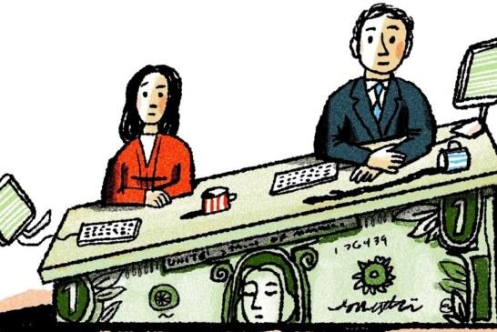 International study shows 50% women in public relations believe gender pay gap still exists!