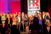PR Week Global Awards announces its selected shortlist for 2018