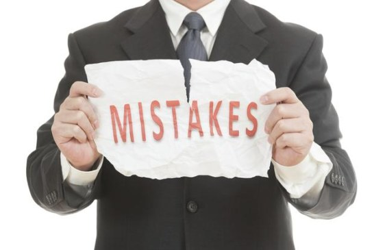 Beware! Deadly digital marketing mistakes in 2018 to avoid!